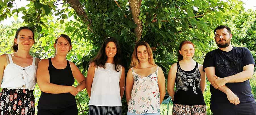 Cérès, notre équipe de production de végétaux locaux