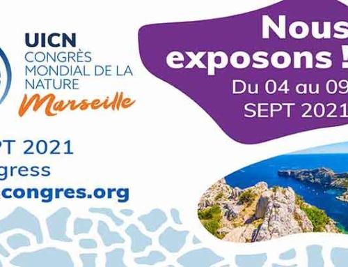 Cérès Flore expose au Congrès IUCN à Marseille