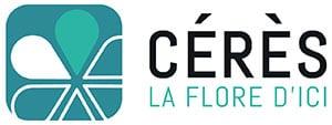 logo cérès flore végétal local