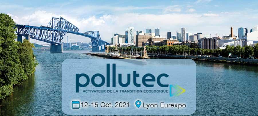 Cérès sera présent du 12 au 15 octobre 2021 au salon Pollutec à Lyon Euro Expo